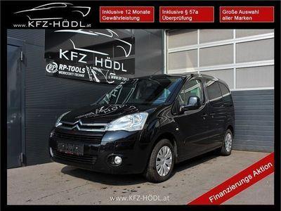 gebraucht Citroën Berlingo 1,6 HDi 90 emotion FAP Kombi / Family Van,