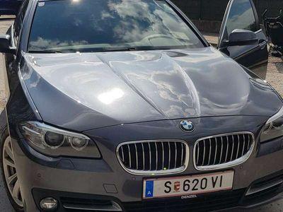 gebraucht BMW 520 5er xDrive Touring Aut.