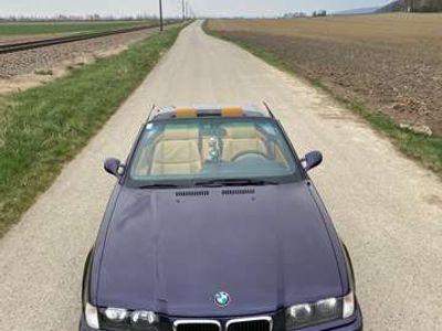 gebraucht BMW 318 Cabriolet *Pickerl Neu !