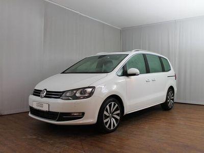 gebraucht VW Sharan Bus+ TDI SCR 4MOTION DSG 5-Sitzer