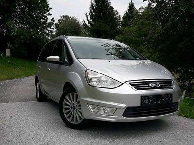 gebraucht Ford Galaxy Business Turbo Diesel Kombi / Family Van