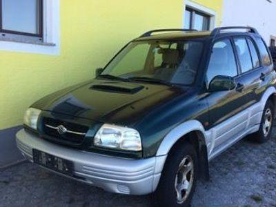 gebraucht Suzuki Grand Vitara TD