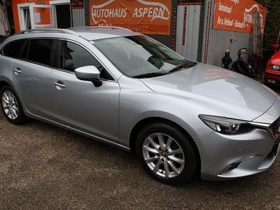 gebraucht Mazda 6 Sport Combi CD150 Attraction AWD