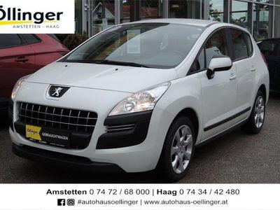 gebraucht Peugeot 3008 1,6 16V VTi 120 Access