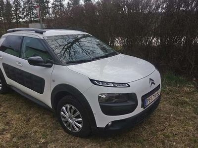 gebraucht Citroën C4 Cactus BHDI 100 SH Klein-/ Kompaktwagen
