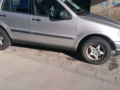 gebraucht Mercedes ML270 M-KlasseCDI SUV / Geländewagen
