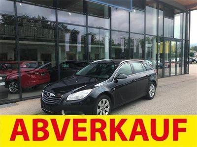 gebraucht Opel Insignia ST 2,0 BiTurbo Edition 30 CDTI DPF Eco... Kombi / Family Van,