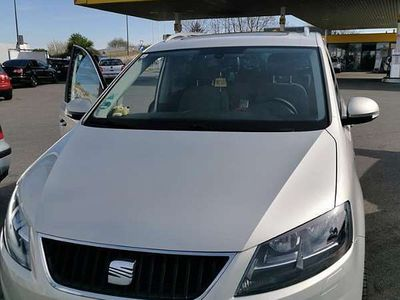 gebraucht Seat Alhambra CFG Kombi / Family Van