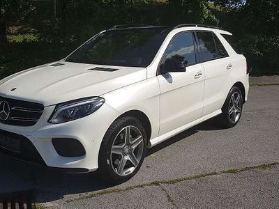 gebraucht Mercedes GLE350 GLE-Klassed 4Matic Aut. Austria Edition SUV / Geländewagen,