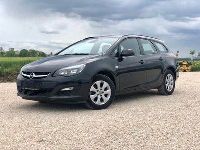 gebraucht Opel Astra ST 1,6 CDTI Ecoflex Edition, SERVICEHEFT