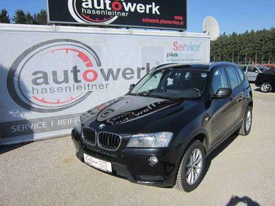gebraucht BMW X3 xDrive20d Autom. Vollausstattung
