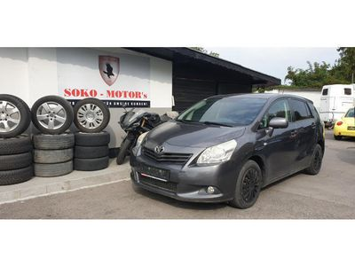 used Toyota Verso 2,0 D-4D 125 High DPF