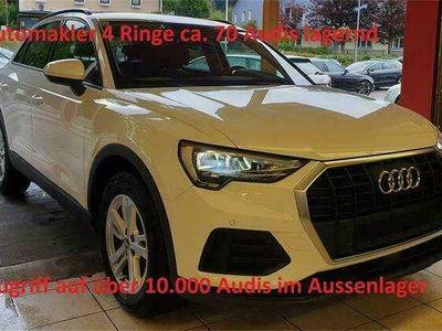 gebraucht Audi Q3 35 TDI S-tronic Bluetooth,Anhängevor.,Mulitlede