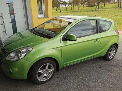 gebraucht Hyundai i20 1.25i cool Klein-/ Kompaktwagen