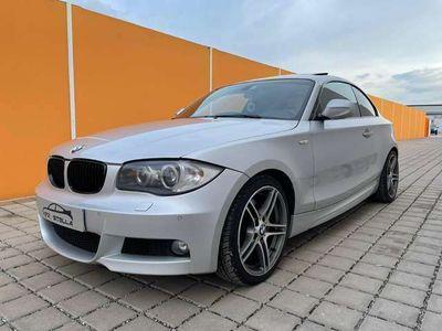 gebraucht BMW 123 Coupé d M-Paket ab Werk