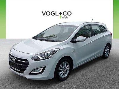 gebraucht Hyundai i30 KOMBI DIESEL 110PS