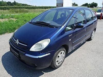 gebraucht Citroën Xsara Picasso 2,0 Family HDi Kombi / Family Van,