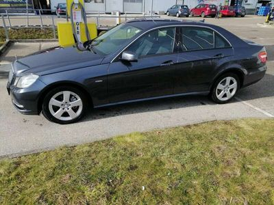 gebraucht Mercedes E220 BlueEfficiency CDI Aut.