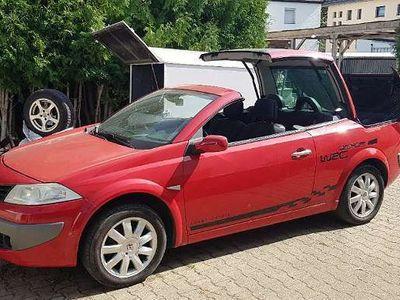 gebraucht Renault Mégane Cabriolet cabrio Limousine / Roadster