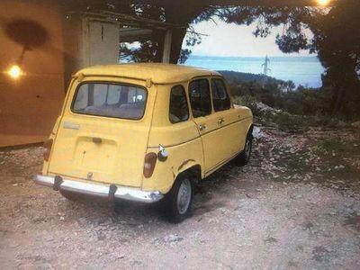 brugt Renault R4 TLS Klein-/ Kompaktwagen,