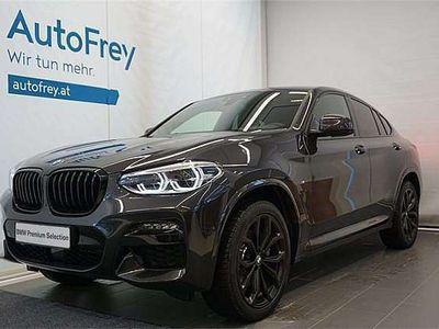 gebraucht BMW X4 xDrive 20d 48 V Aut. SUV / Geländewagen