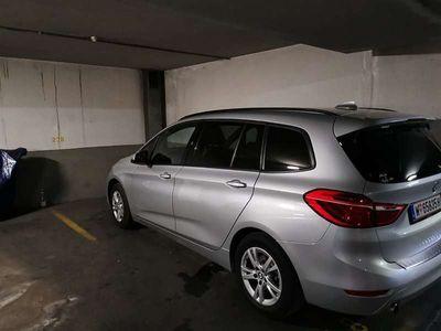 gebraucht BMW 218 Gran Tourer 2er-Reihe d Kombi / Family Van
