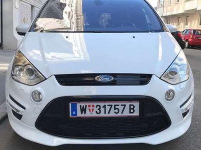 gebraucht Ford S-MAX Titanium 2,2 TDCi DPF Aut.