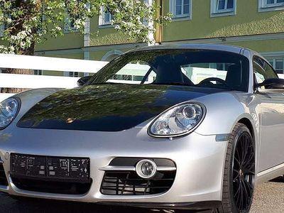 gebraucht Porsche Cayman S CaymanSportwagen / Coupé,