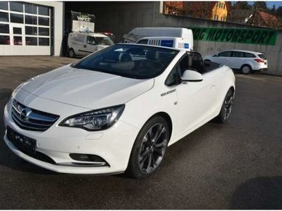 gebraucht Opel Cascada 1,6 Turbo Innovation Start/Stop Aut./Xenon/1.Bes