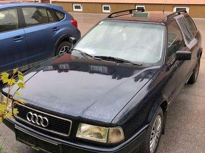 gebraucht Audi 80 AVANT 1.9TDI Kombi / Family Van
