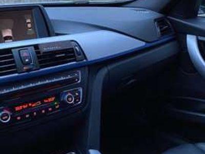gebraucht BMW 320 F30 M-Paket