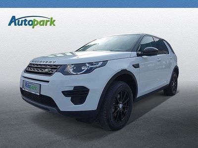 used Land Rover Discovery Sport 2,0 SD4 4WD SE