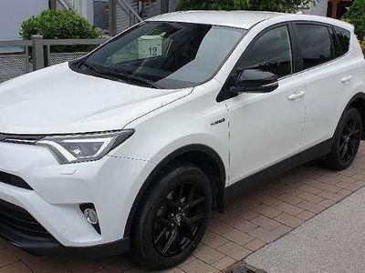 gebraucht Toyota RAV4 2,5 Hybrid Active 4WD Aut. SUV / Geländewagen,