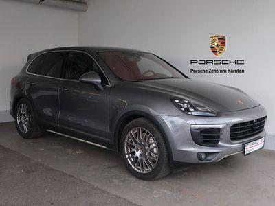 gebraucht Porsche Cayenne S Diesel II FL NEU