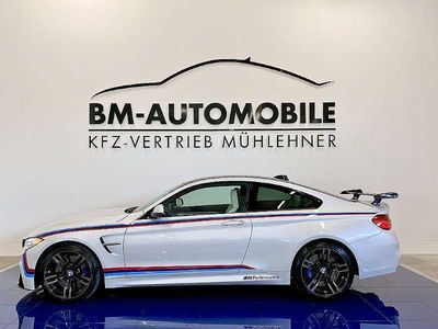 gebraucht BMW M4 4er-ReiheDKG,Performance-Paket-Carbon,1.Besitz,Vmax 2... Sportwagen / Coupé