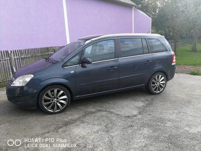gebraucht Opel Zafira 1.7 CDTI Edition