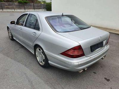 gebraucht Mercedes S400 CDI Aut. AMG -Paket !!