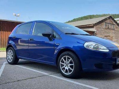 gebraucht Fiat Grande Punto 1.4 Benzin Klein-/ Kompaktwagen