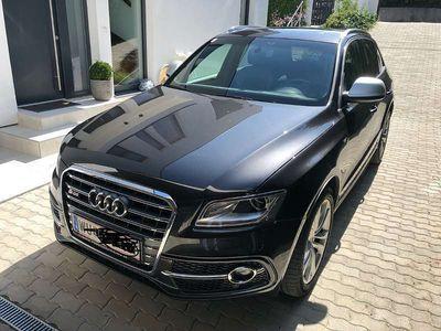 gebraucht Audi SQ5 Q5Kombi / Family Van