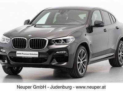 gebraucht BMW X4 xDrive 20d M Sport Aut. SUV / Geländewagen,