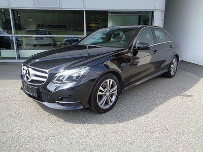 gebraucht Mercedes E250 E-KlasseCDI 4MATIC Avantgarde A-Edition Aut. Limousine,