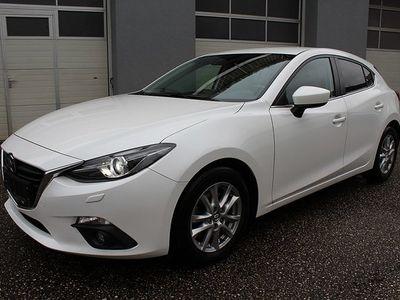 gebraucht Mazda 3 CD150 Attraction
