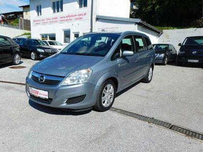gebraucht Opel Zafira 1,6 Style- Finanzierung ohne Anzahlung möglich