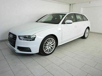 gebraucht Audi A4 2.0 TDI quattro intense
