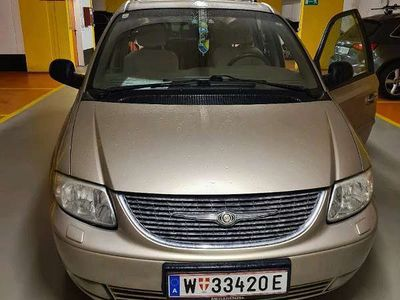 gebraucht Chrysler Voyager Grand Kombi / Family Van