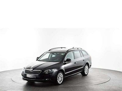 gebraucht Skoda Superb Combi Ambition 2,0 TDI Green tec Kombi / Family Van,