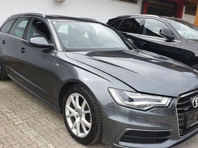 gebraucht Audi A6 Avant 3,0 TDI quattro Sport DPF S-tronic S-LINE,Xenon,MMI Navi mit touch Kombi / Family Van,