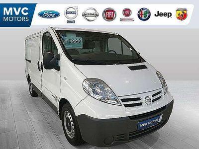 gebraucht Nissan Primastar Kasten L1H1 2,0 DCI 2,7t 115 comfort DPF