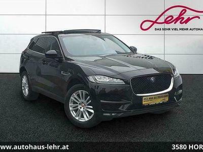gebraucht Jaguar F-Pace 30d AWD Portfolio Aut.//Allrad//Panoramaschiebe...