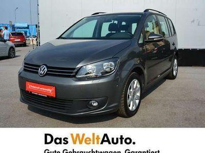 gebraucht VW Touran Basis BMT TDI